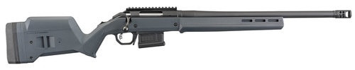 "Ruger American Magpul Hunter, 6.5 Creedmoor, 20"", 5rd, Magpul Short Action Stock, Gray"