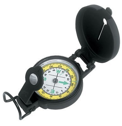 Silva Lensatic Compass Black