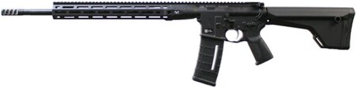 "LWRC Direct Impingement AR-15 224 Valkyrie 20"" Barrel, Black, MOE Rifle Stock, 30Rd Mag"