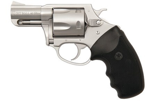 "Charter Arms Pit Bull, .40 S&W, 2"" Barrel, 5rd, Stainless"