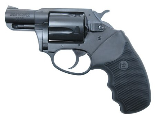 "Charter Arms Undercover, .38 Special, 2"" Barrel,  5rd, Single/Double, Blued"