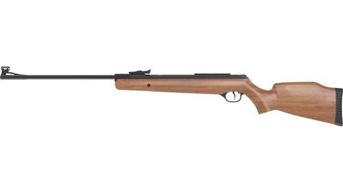 "Umarex RWS Model 3400, .22 Pellet, 19.5"" Barrel, Monte Carlo Hardwood Stock"