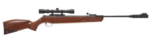 "Umarex Ruger Yukon Magnum, .177 Pellet, 16.25"" Barrel, 3-9x32mm Scope, Wood Stock"
