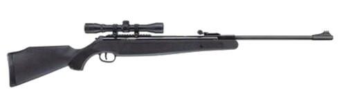 """Umarex Ruger Air Magnum, .22 Pellet, 19.5"""" Barrel, 4x32mm Scope, Black"""