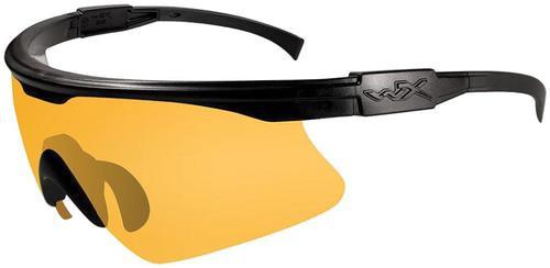 Wiley X Eyewear PT-1 Safety Glasses Matte Black/Light Rust