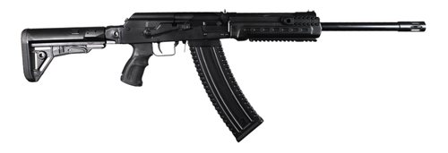"Kalashnikov KS-12T 12 Ga, 18.25"" Barrel, 3"", Side-Folding Stock, Black, 10rd"