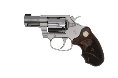 "Colt Cobra Hi Polish Cylinder 38 Special +P, 2"" Barrel, Wood Medallion Grips, Right Hand, Brass Bead Front Sight, 6rd"