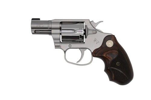 "Colt Cobra Hi Polish Cylinder 38 Special +P, 2"" Barrel, Wood Medallion Grips, Right Hand, Brass Bead Front Sight, 6rd"