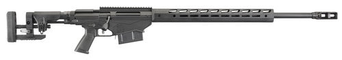 "Ruger Precision Rifle 300 PRC 26"" Barrel Folding Adjustable Synthetic Black Hardcoat Anodized"