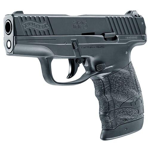 "Umarex Walther PPS2 M2, .177 Pellet, 3"", 18rd, Black"