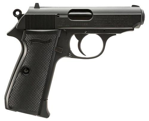 """Umarex Walther PPK/S, .177 BB, 3.5"""" Barrel, 15rd, Black"""