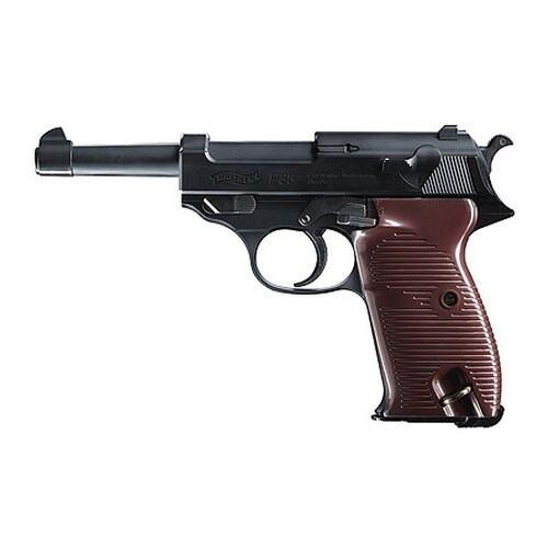 "Umarex Walther P38, .177 BB, 4.75"" Barrel, 20rd, Brown/Black"