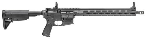"Springfield Saint Victor 5.56 Black 16"" /Chrome Moly Barrel Ff 15"" Handguard, MID Length GAS System, 10-Round"