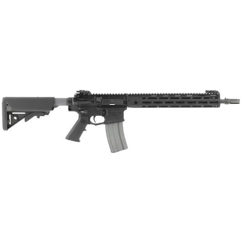 "Knights Armament  SR-15, E3 Carbine Mod2 AR-15 223/556 14.5"" Chrome Lined Barrel, Magpul MOE Stock, Free Float Barrel System, 30Rd"