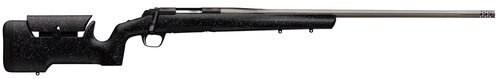 "Browning X-Bolt Max Range 28 Nosler 26"" 3rd Black/Gray Textured Stock Stainless"