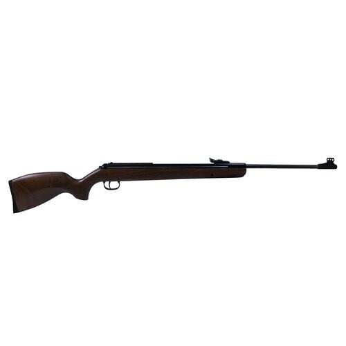 """Umarex 350 N-Tec Magnum Classic, .22 Pellet, 19.5"""" Barrel, Single Shot"""