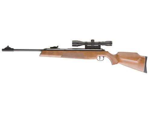 "Umarex RWS Model 54 Combo, .22 Pellet, 17"" Barrel, 4x32mm Scope"
