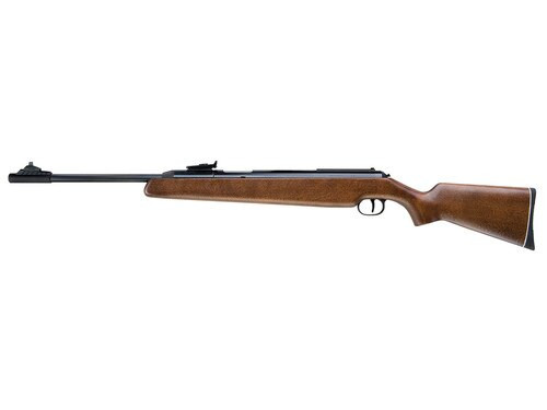 "Umarex RWS Model 48, .22 Pellet, 17"" Barrel, Single Shot"