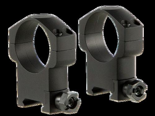 Leupold Mark 4 Ring Set 35mm Diam Super High Steel Black Matte