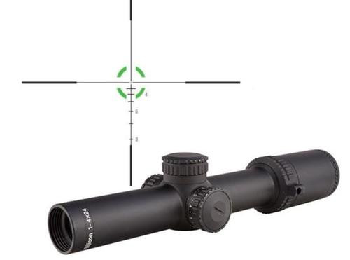 Trijicon Accupower 1-4x24 .223 30mm Grn