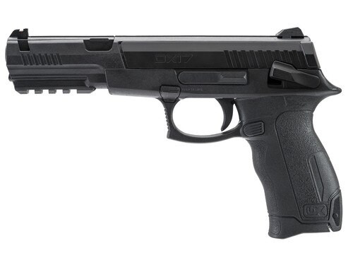 "Umarex DX17, .177 BB, 2.75"" Barrel, 15rd, Black"