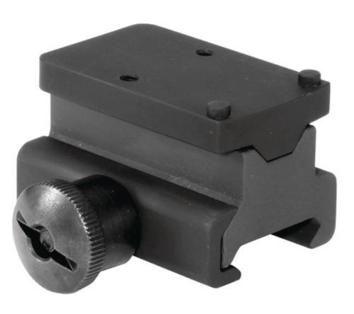 Trijicon Low Weaver Rail Mount For RMR Electronic Sight Black