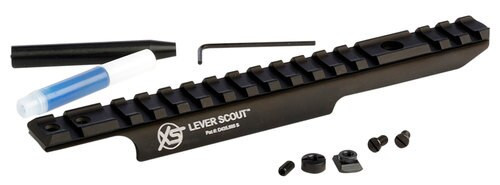 XS Ml-6000r-N Lever Scout Mount Marlin 1895