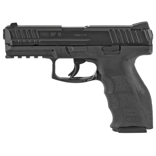 "Umarex HK VP9, .177 BB, 4.13"" Barrel, 18rd,  Black"