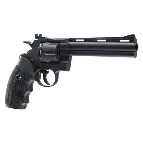 "Umarex Colt Python, .177 BB, 6"" Barrel, 6rd, Black"