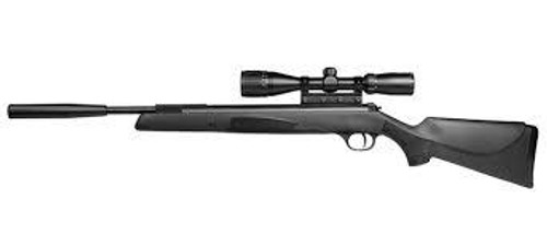 "Umarex RWS Model 34 P, .22 Pellet, 19.75"" Barrel, Single-Shot, 4x32mm Scope"