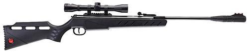 Umarex Ruger Talon Air Rifle Combo .177 Pellet, 4x32mm Scope, Black