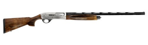"Weatherby 18i Deluxe 12 Ga, 28"" Barrel, 3"", Walnut Stock, Silver, 2rd"