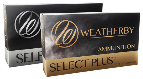 Weatherby Select Plus, 257 Weatherby Magnum, 100gr, Tipped Triple Shock X Bullet, 20rd Box