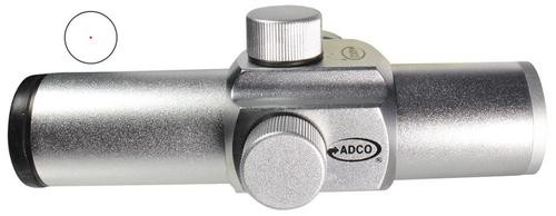 ADCO Alpha Sight 1x Unlimited Eye Relief 1.5 MOA, Black (NOT Silver)
