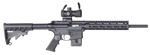 "Smith & Wesson M&P15-22 Sport Optic Ready *CA Compliant*  22LR, 16.5"" Barrel, Fixed Stock, Black, 10rd"