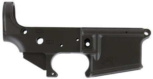 Aero Precision M4E1 Gen2 AR-15 Multi-Cal Stripped Lower Receiver, OD Green