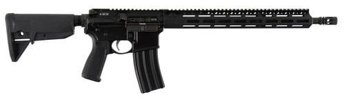 "Bravo Company, RECCE-16 MCMR Carbine, AR-15 223/556, 16"" Barrel, 30Rd, Mid-Length Gas System, BCM MCMR-15 Free Float Handguard, BCM Mod 0 Comp, BCM Mod 3 Pistol Grip"