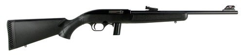 "Mossberg 702 Plinkster 22 LR, 18"" Barrel, Synthetic, 10rd"