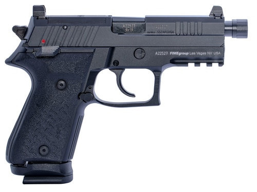 Arex Rex Zero 1 9mm, Black, 17rd