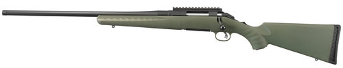 Ruger American Predator 308, Left Hand, Moss/Black, 4rd