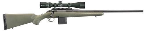 Ruger American Predator 204 Ruger, Vertex Moss, Black, 10rd