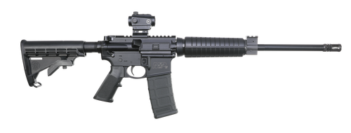 "Smith & Wesson M&P15 Sport II OR CTS-103 Red Dot 5.56mm/223, 16"" Armorite Barrel, 6-Position, 30rd"