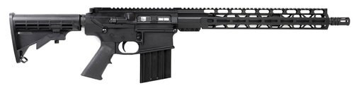 "Diamondback Firearms DB10, Semi-automatic, AR, 308 Winchester, 16"" Barrel, A2 Flash Hider, Black Color, Magpul MOE-K Pistol Grip, Magpul MOE Carbine Stock, 15"" M-Lok Rail, 20Rd, Gen M3 PMAG"