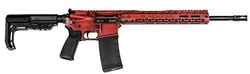 "Black Rain 5.56mm, 16"" Barrel, Spec+ Fusion Rifle - RED Battleworn"