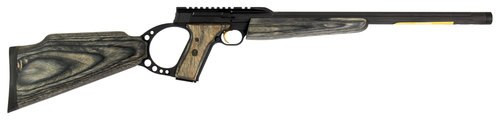"Browning Buck Mark Target Rifle  22LR, 18 3/8"" Barrel, Laminated Gray Stock, 11rd"