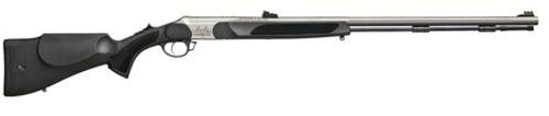 """Traditions Black Powder Vortek StrikerFire LDR Northwest Magnum .50 Caliber, 30"""" Tapered Fluted Barrel, CeraKote Finish, TAC2 Trigger, Black Hogue Stock"""
