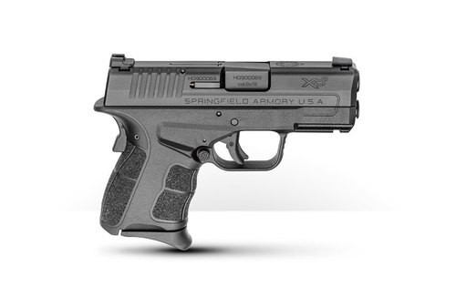 """Springfield XDS Mod.2 Instant Gear Up Package, 45 ACP, 3.3"""", Single Stack, Tritium"""