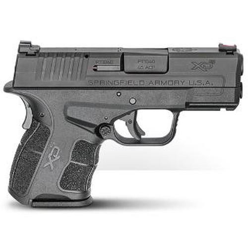 """Springfield XDS Mod.2 Instant Gear Up Package, 45 ACP, 3.3"""", Single Stack, Fiber Optic"""
