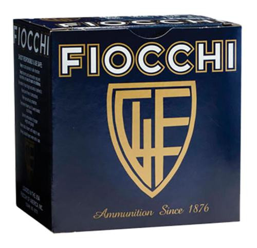 "Fiocchi Hunting Speed Steel 12 Ga, 3"", 1-1/8oz, 4 Shot, 25rd/Box"