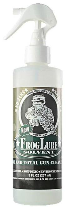 FrogLube Solvent Spray Cleaner 8oz Bottle